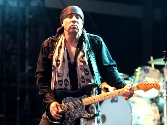 Stevie Van Zandt: 'Soulfire' time.