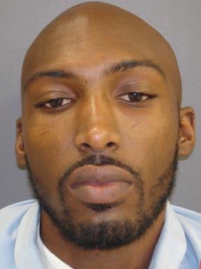 This Oct. 30, 2012, photo provided by the Virginia Department of Corrections shows inmate Donte Lamar Jones. He was 17 when he fatally shot a convenience store clerk during a robbery and received a life sentence. Jones' attorneys have appealed to the U.S. Supreme Court, which has yet to decide whether it will weigh in.