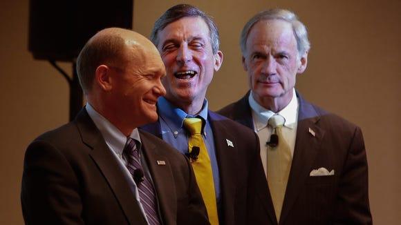 Delaware's congressional delegation: Sen. Chris Coons,