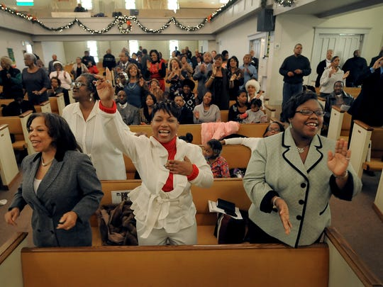 Historically Black Protestant churches account for 5 percent of the faithful across Indiana's religious landscape, according to the Pew Research Center.