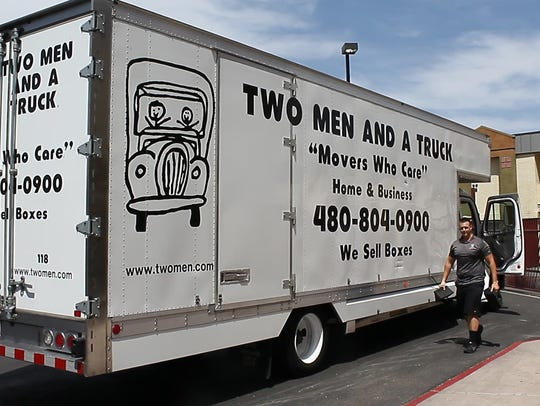 Two Men and a Truck.