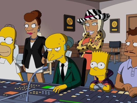 Simpsons sound board