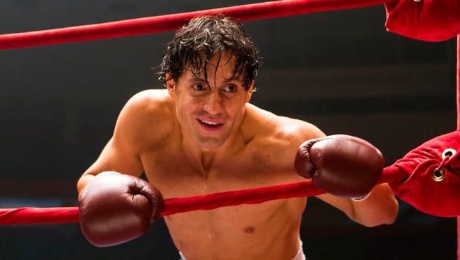 "Edgar Ramirez is boxer Roberto Duran in the biopic ""Hands of Stone."""