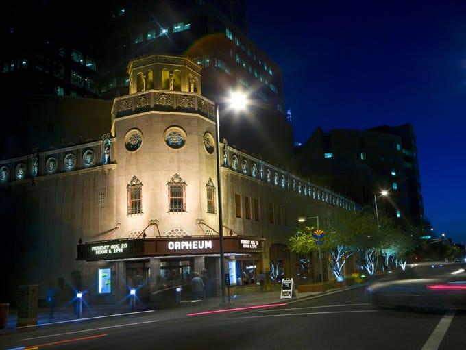 10/20-21, 10/29, 10/31: Orpheum Theatre Ghost Tours