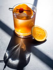 Wisconsin Old Fashioned cocktail at Kuchnia + Keller.