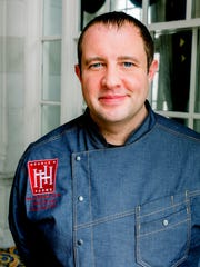 Derek Brooks, executive chef of the Capitol Grille,