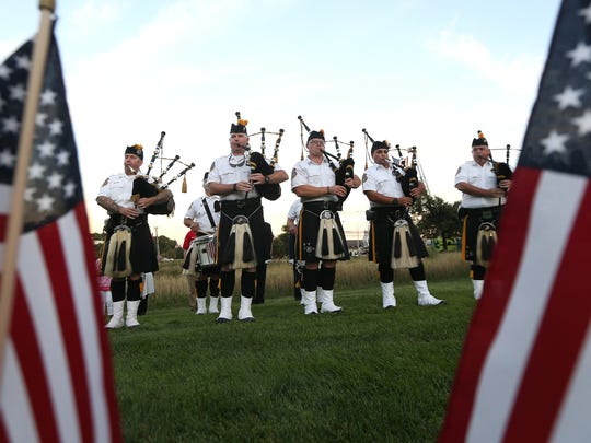 Morris County September 11th remembrance service and
