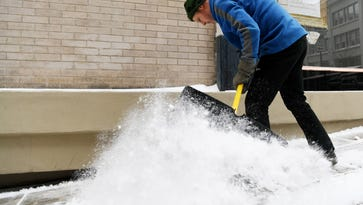 WNC dodges winter-weather bullet; officials warn dangerous conditions persist