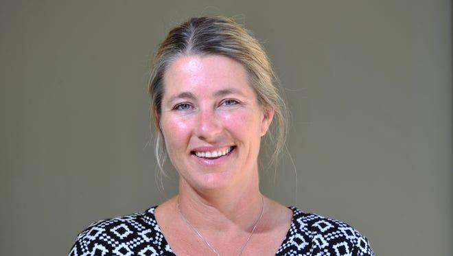 Sara Hannah, a volunteer interim director at Coastline Bible Church preschool in Ventura, won the voting to be chosen Ventura County's Hardest Worker.