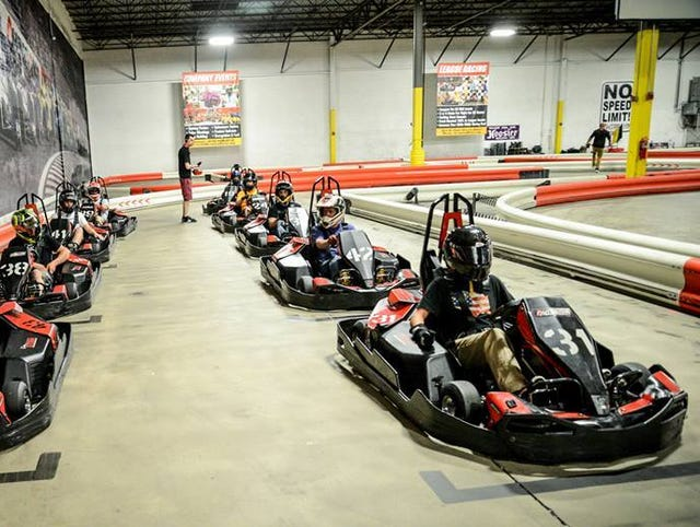 A need for speed: 9 go-kart tracks for kids around Phoenix and Arizona