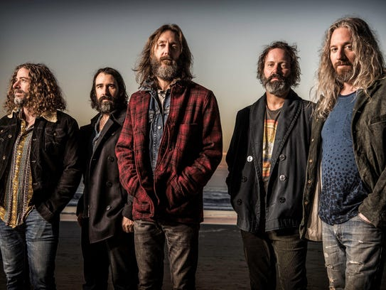 The Chris Robinson Brotherhood will bring their psychedelic