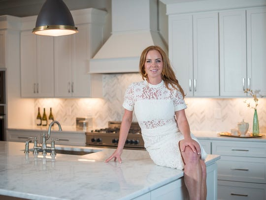 Ivy Arnold, a Realtor with Parks in the Gulch, works