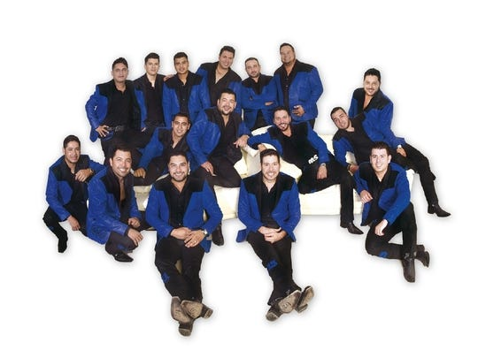 Banda MS de Sergio Lizárraga will perform at 8 p.m. March 18 at the El Paso County Coliseum.