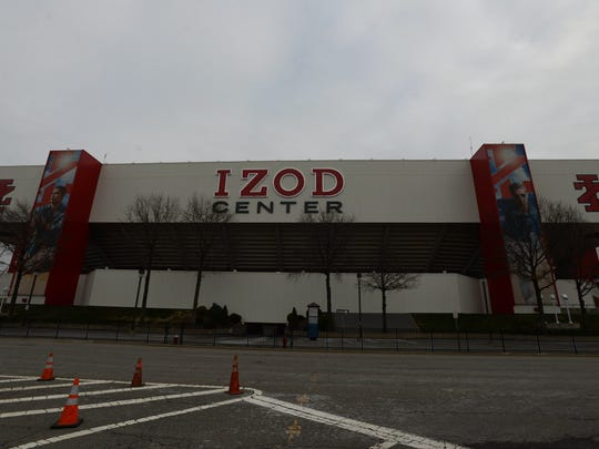 The Izod Center has occasionally been used for rehearsals since its closure.