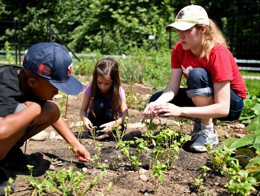 Be a Farmer Summer Camp in Ridgewood