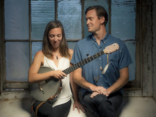 Laura Wortman and Kagey Parrish are celebrating nine years of touring as The Honey Dewdrops.