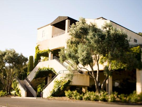 Miner Family Winery in Napa Valley, California.