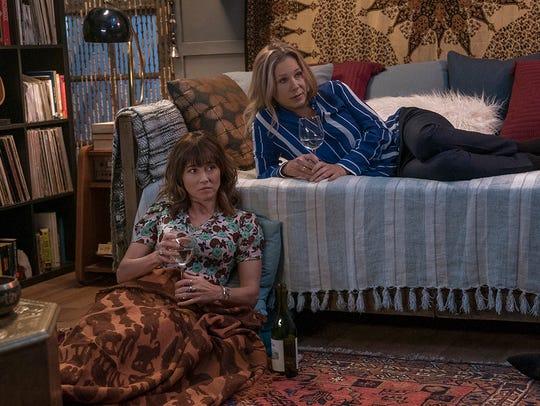 Linda Cardellini as Judy and Christina Applegate as