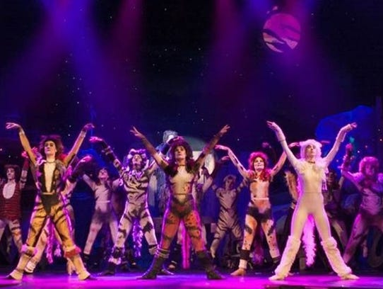"""Cats"" has been extended for one more week at the Wichita"