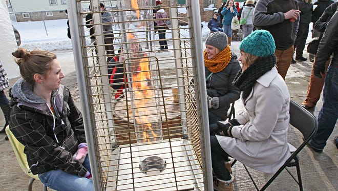 Mitten Fest, the annual winter street party, is set for Saturday.