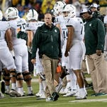 Michigan State staff prepares for foes, as well as examining opposing coaches' past tapes