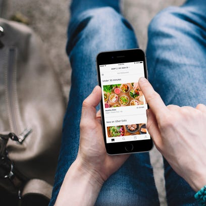 Uber Eats, an on-demand delivery service, will begin