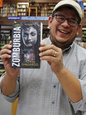 Author Adam Gallardo, author of Zombie Apocalypse Series, will be a part of a talk and signing at Book Bin East.