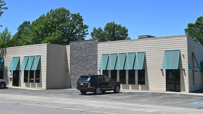 The M Cafe, 5410 W. Lake Road in Millcreek Township, is shown on June 24. The restaurant closed in May 2020. Voices for Independence has purchased the building.