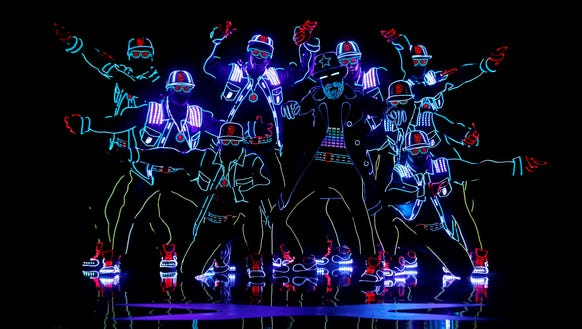Light Balance performs on 'America's Got Talent'