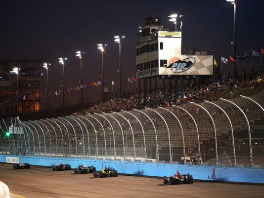 IndyCar: Desert Diamond West Valley Casino Phoenix Grand Prix