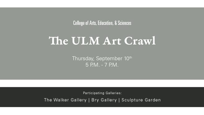 ULM Art Crawl