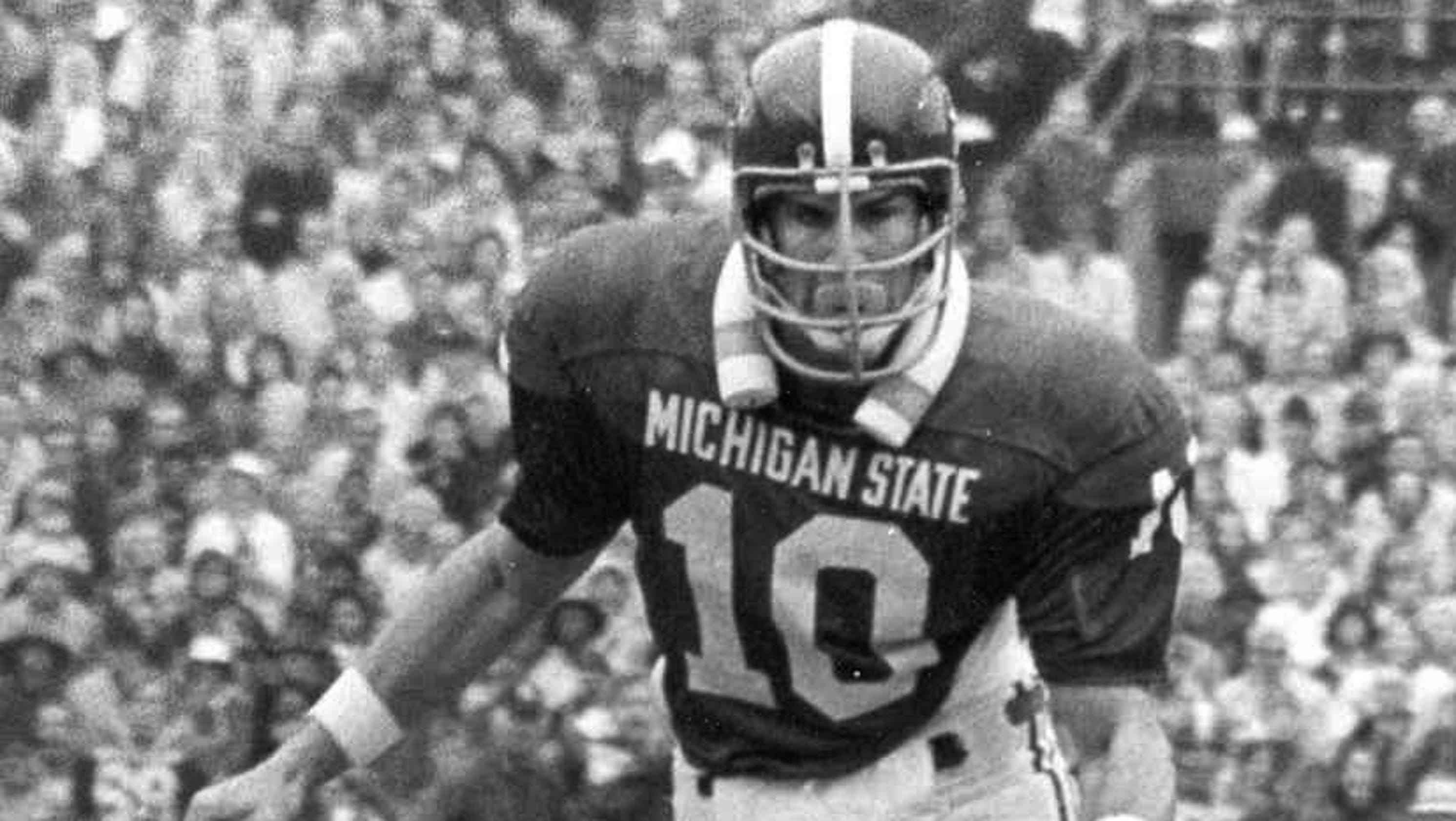 Duffy called QB option for final upset of Ohio State in 1972