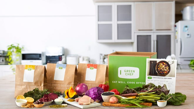 Green Chef offers many organic ingredients—and it's marked down for the site's 4th of July sale.