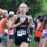 The Northville girls cross country team placed runner-up in the Legends Invitational.