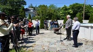 Woodbridge Mayor John E. McCormac announced Thursday the return of a townshipwide initiative to eliminate potential mosquito breeding areas.