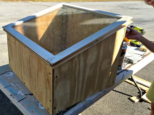 Build a cold frame to extend gardening seasons