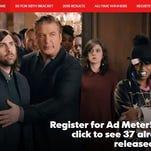 USA TODAY #SB50 Ad Meter.