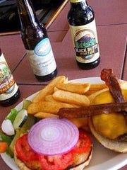 Karsen's Grill: It's hard to beat a classic patty melt,