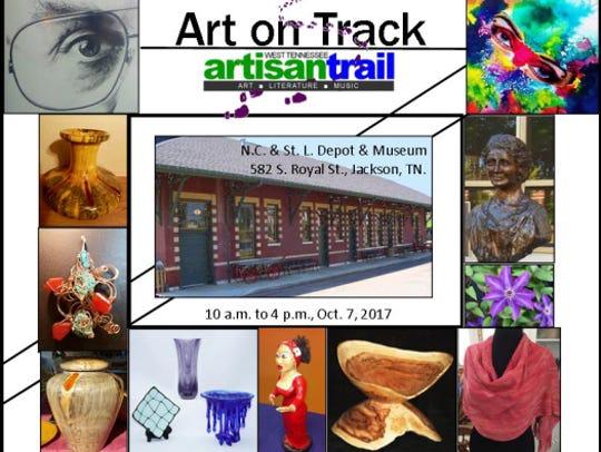 Art on Track artwork