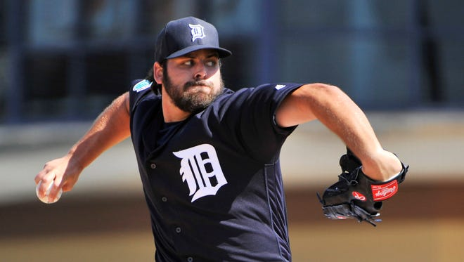 Tigers pitcher Michael Fulmer will start Friday against the Twins.