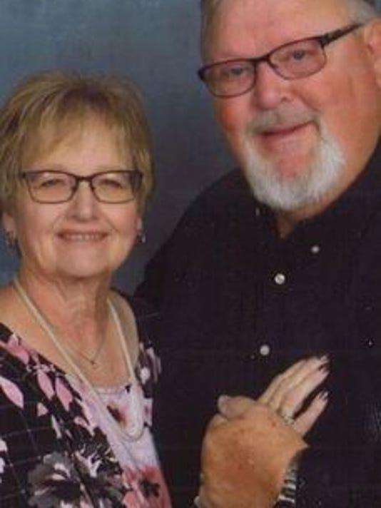 Anniversaries: Delwin Schmidt & Jane Schmidt