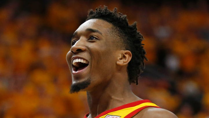 Donovan Mitchell claps back at Thunder fans after Jazz loss: 'See y'all next year'
