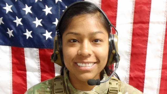 Jennifer Moreno was killed in combat in Afghanistan trying to rescue fallen comrades.