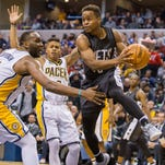 Nets routed by Pacers, 118-97