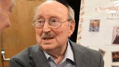 Abraham Peck in a November 2012 photo.
