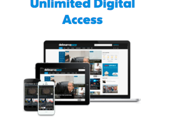 Subscribe to Delmarva Now for unlimited access to the