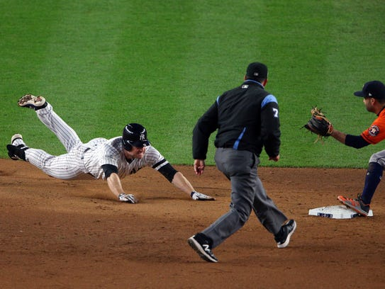 Had the Astros retired Chase Headley - a dead duck