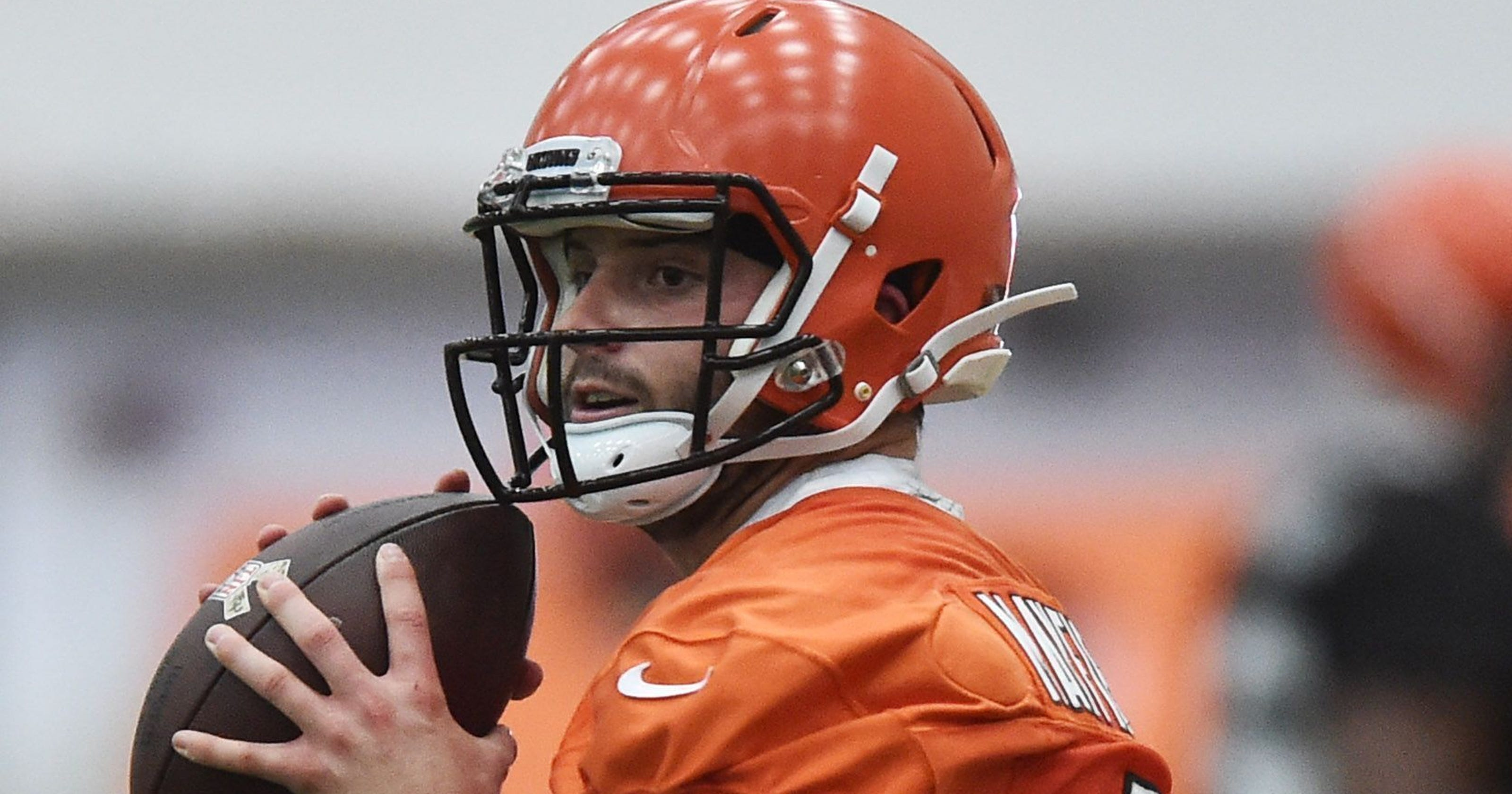 c01bcc05995 'Hard Knocks' to Cleveland is as bad as it gets for Baker Mayfield