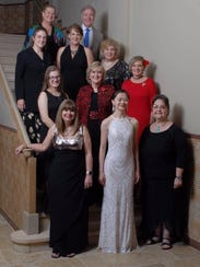 The Abilene Music Teachers Association Teacher Ensemble