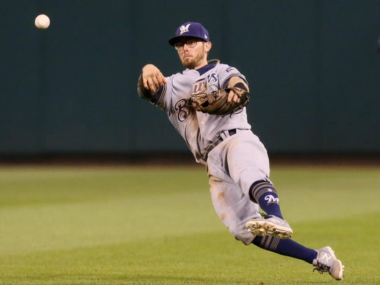 Eric Sogard has been on the disabled list since July